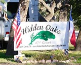 Hidden Oaks RV Park - 221 N. Palmetto Ave., Rockport, TX